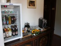 Mini-Bar im 1. Stock
